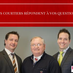 Rail Services Financiers - Nos courtiers répondent à vos questions!