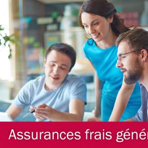 Assurance Frais généraux pour PME