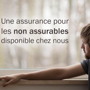 Assurance pour les non assurables