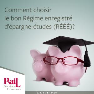 Choisir le bon Régime enregistré d'épargne-études (RÉÉÉ)
